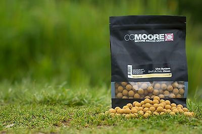 Ccmoore - Live System Boilies - Shelf Life Or Freezer - 1Kg - 10Kg All The Sizes