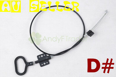 D# Metal Sofa Handle Cable for Suite Recliner Chair Settee Couch Part Adjuster