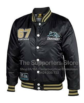 Penrith Panthers NRL 2016 Classic Baseball Jacket Size S-5XL! BNWT's!