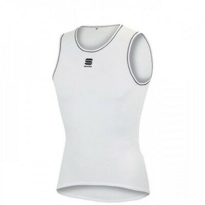 Sportful Thermal Dynamic Lite Sleeveless sport-funktionsunterhemd White -