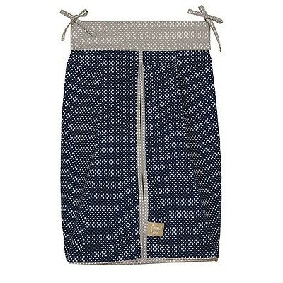 Trend Lab 110043 Perfectly Preppy - Diaper Stacker NEW
