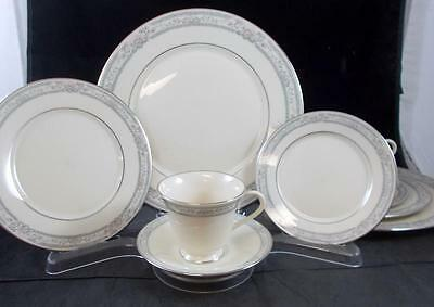 Lenox CHARLESTON two 5-Piece Place Settings no signs of use PRISTINE CONDITION