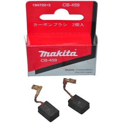 Carbon Brushes Makita CB 459 = CB458 194722-3 195025-8