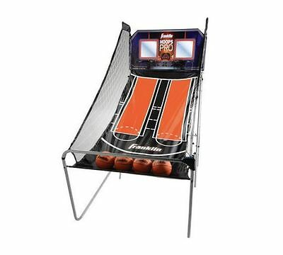 Franklin Dual Hoops Pro Basketball Game New!