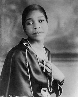 American Blues Singer BESSIE SMITH Glossy 8x10 Photo Print Empress Poster