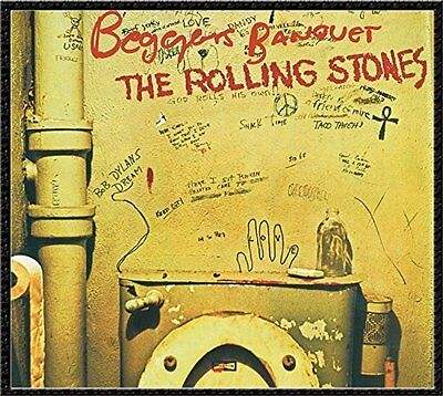 Beggars Banquet - The Rolling Stones - New Music CD