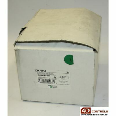 Schneider LV432861 CT Module 3P 600 5A - New Surplus Open