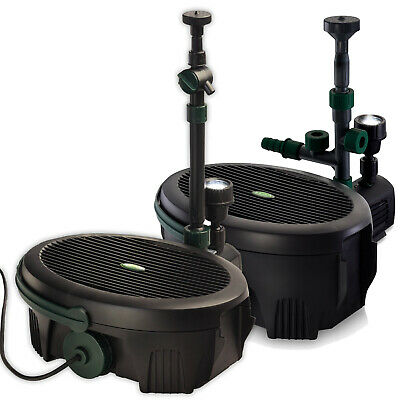 BLAGDON InPond FILTER UVC POND SUBMERSIBLE PUMP LED LIGHT CLEAN HEALTHY FISH