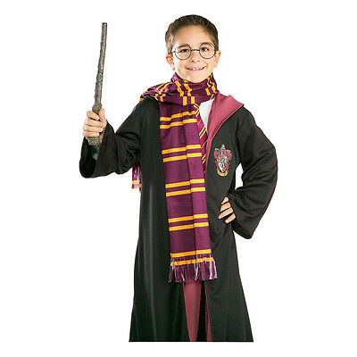 Official Harry Potter Hogwarts Gryffindor House Fancy Dress Accessory Scarf