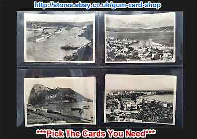 ☆ Ardath Real Photographs 1st Series XF18 1939 (GB) (G/F) *Please Select Card*