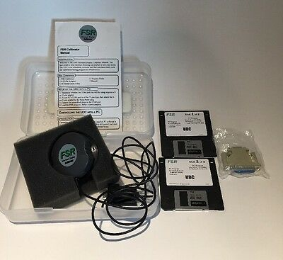 FSR Universal Display Calibrator With PC Program For Windows 3.1, 95, 98