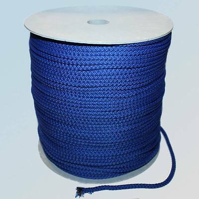 Polyester rope 6mm cord,crochet or knit baskets,boxes,etc., various colors, 200m