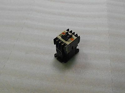 Fuji Electric Contactor, SC-03 (11), 100-110 V Coil, Used, Warranty