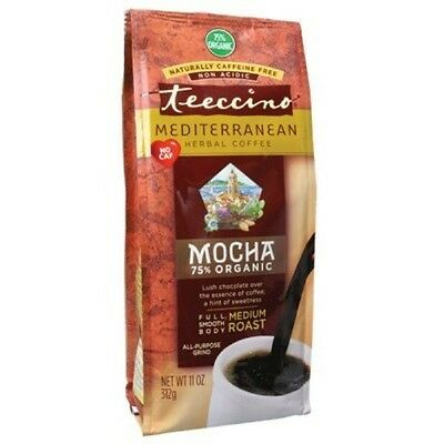 TEECCINO Mocha Herbal Coffee 312g