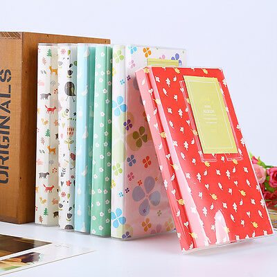 84 Pockets Photo Album Storage Case For Polaroid Instax Mini Film Size Photos