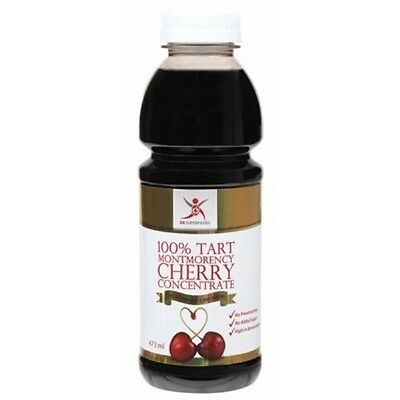 DR SUPERFOODS Tart Montmorency Cherry Concentrate - 473ml #U680569506733