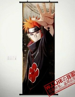 Japan Anime Home Decor POSTER WAll Scroll painting Naruto Pain 45*100CM H082