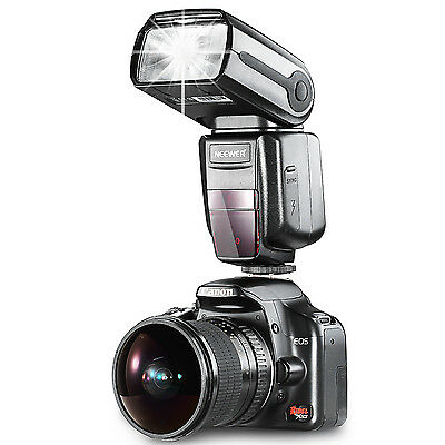 Neewer NW-565EX E-TTL flash Speedlight Esclavo para Canon 1000D 1100D 600D 700D