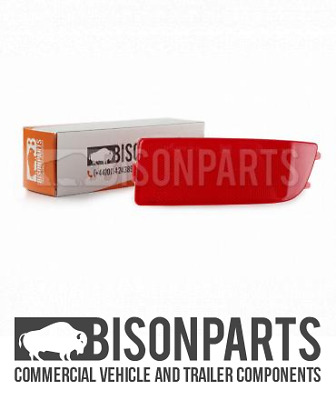 *mercedes Sprinter Rear Bumper Red Reflector 2006> Drivers Side Rh Bp90-108