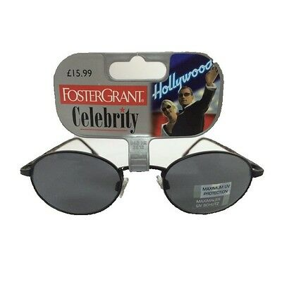 Foster Grant celebrity childrens and young adult sunglasses solid tint lenses