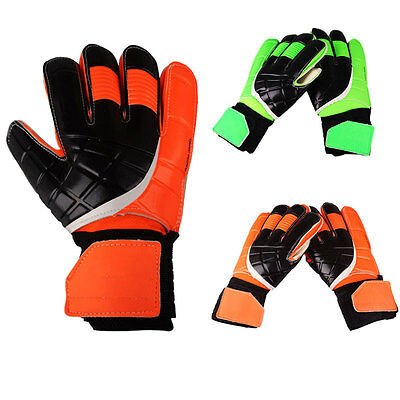 8 9 10 New  Adult Thick Latex Soccer Goalkeeper Glove Keeper Finger Protection