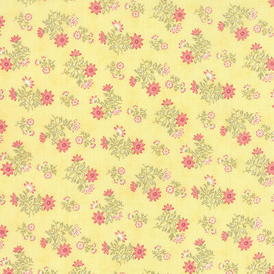 """Sold by the 1//4 yard Purple Whitewashed Cottage 108/"""" fabric by Moda 11099 13"""