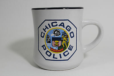 Chicago Police Department CPD IL Coffee Mug Tea Cup Rare