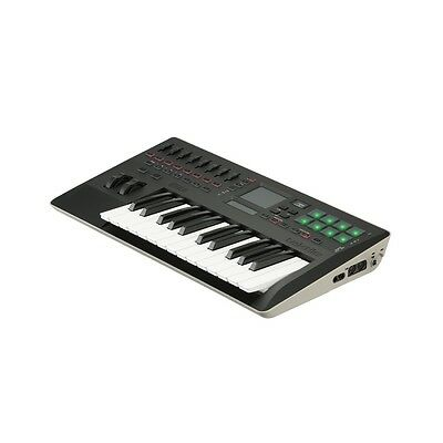 Korg Taktile 25 USB MIDI Controller 25-Key Semi Weighted Keyboard with Software