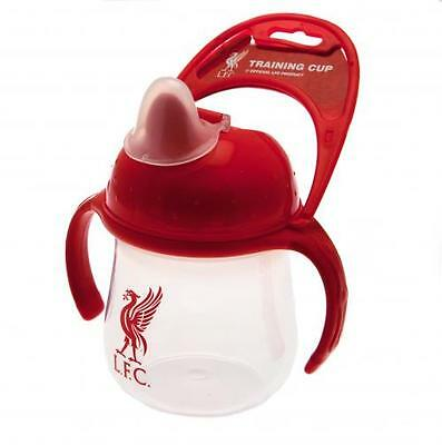 Official Licensed Football Product Liverpool Training Mug Baby Weaning Cup New