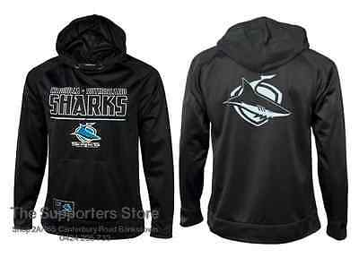 Cronulla Sharks NRL 2016 Classic Polyester Hoody Size S-5XL! BNWT's!