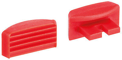 Knipex 124902 1 Pair Of Spare Clamping Jaws For 12 40 200