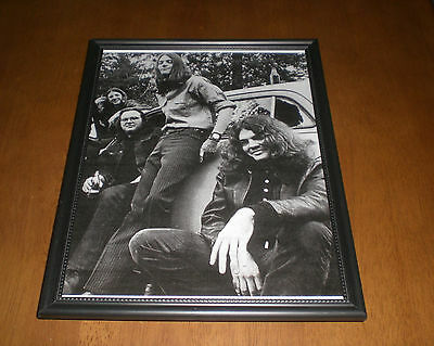 The Doobie Brothers Framed B&w Group Print