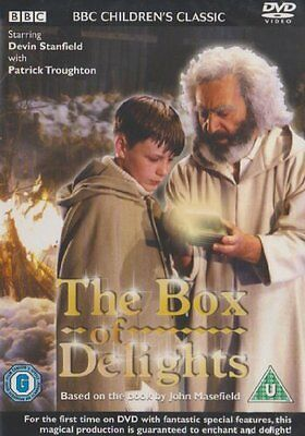 The Box of Delights  with Patrick Troughton New (DVD  1984)