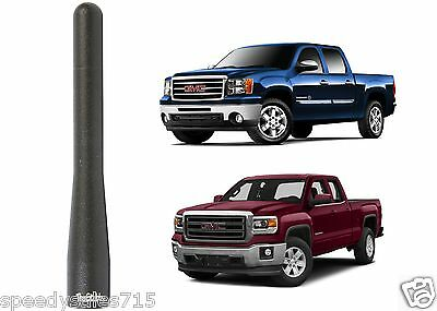 The Stubby Antenna For 2007-2016 GMC Sierra 1500 2500 3500 New Free Shipping
