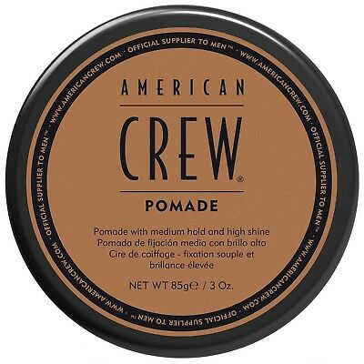 NEW American Crew Style Pomade 85g FREE P&P