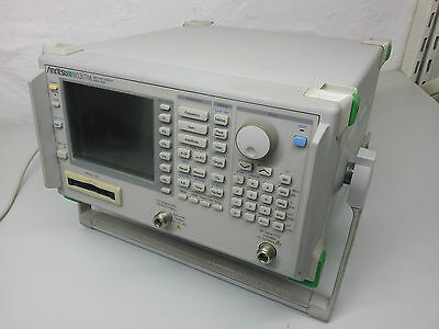 SpectrumAnalyzer 100 Hz- 1,8 GHz, with Tracking Generator, Anritsu MS2670A