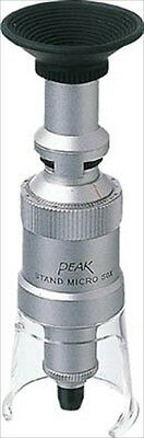 50X, PEAK, Stand micrometer for inspection w/scale, 2008-50, Made in JAPAN
