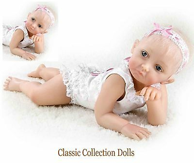 "Ashton Drake ""FELICITY""- 11"" MINIATURE LIFELIKE BABY DOLL - NEW - IN STOCK NOW!"