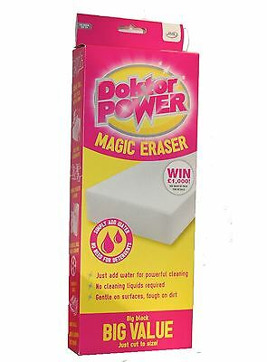 Jml Doktor Power Magic Eraser Big Value All Purpose Cleaner Block