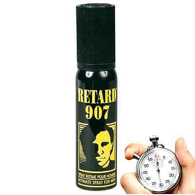 Retard 907 Spray Retardant Ejaculation Homme - 25ml