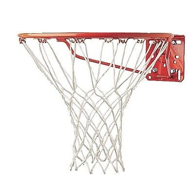 "New Champion Sports Basketball Replacement Net White 12 Loop 21"" Long"