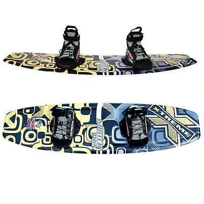 Xtreme Water Sports Wakeboard with Chaser Adult Bindings