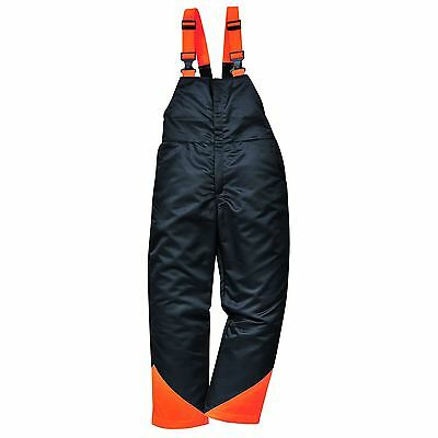 Chainsaw Protective Bib & Brace Highly Durable Forestry Tree Surgeon Dungarees