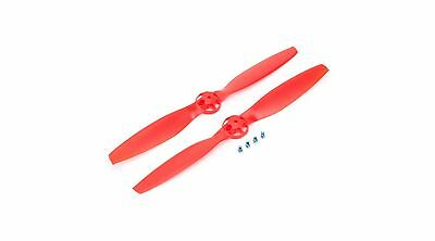 Blade 350 QX Propeller Set Red(Clockwise & Counter Clockwise Rotation) BLH7821B