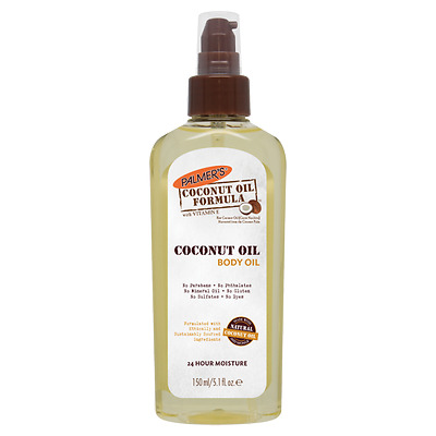 Palmer's Coconut Oil Formula Body Oil With Vitamin E 24 Hours Moisture 150ml