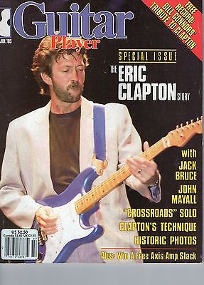 Guitar Player    Eric Clapton Special