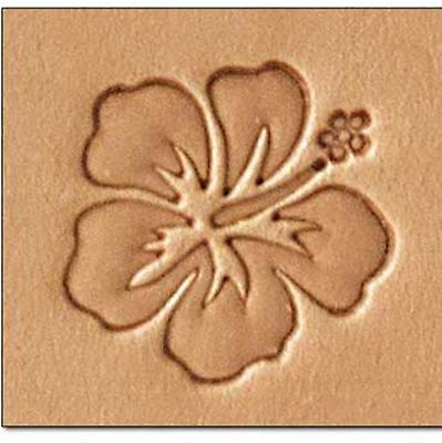 Flower 3D Stamp 8588-00 by Tandy Leather