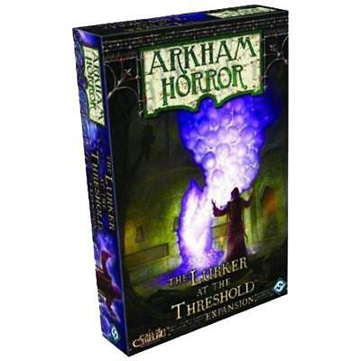 Arkham Horror Lurker At The Threshold Expansion Board Game