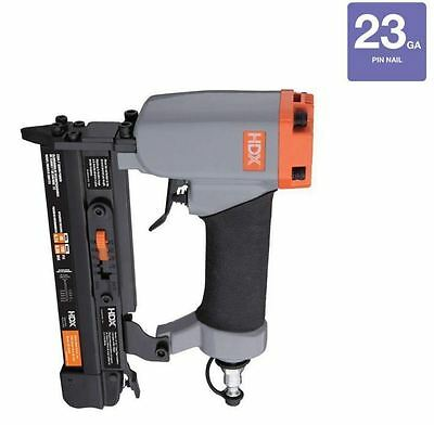 New Home Tool Durable Heavy Duty Pneumatic 1 in. x 23-Gauge Micro Pinner