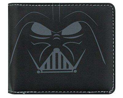 Star Wars Darth Vader 'Lack of Faith' Black Faux-Leather Wallet